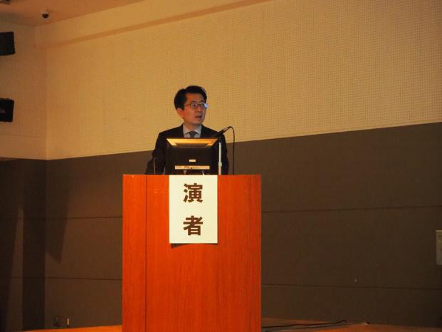 English Presentation Awardセッションの様子②