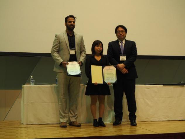 English Presentation Awardセッションの様子⑤